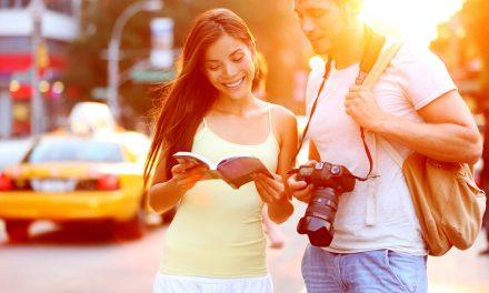 Por que não viajar e se aventurar ao mesmo tempo?