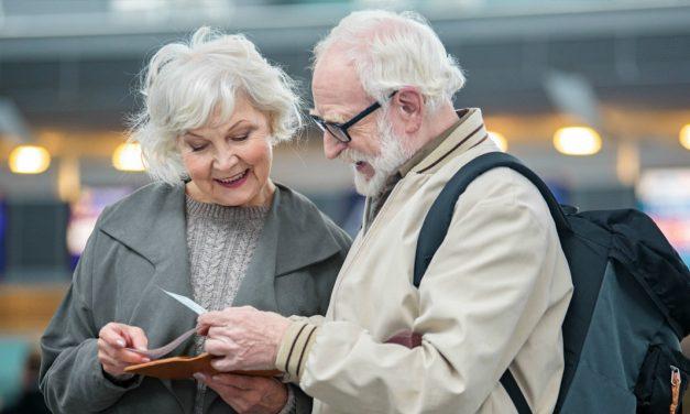 Viagem em família com os avós: diversão em dobro