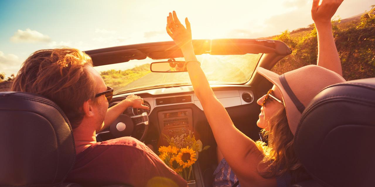 6 dicas para a viagem de carro perfeita