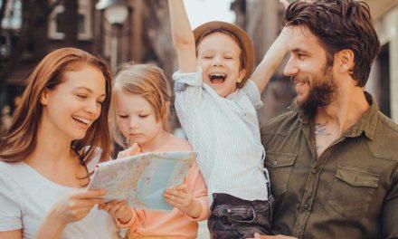 7 dicas para Viajar com Crianças